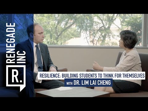 Resilience: Building Students To Think For Themselves - Trailer