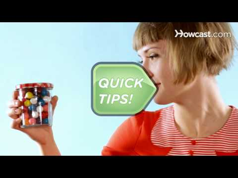 Quick Tips: How to Open a Stuck Jar Lid