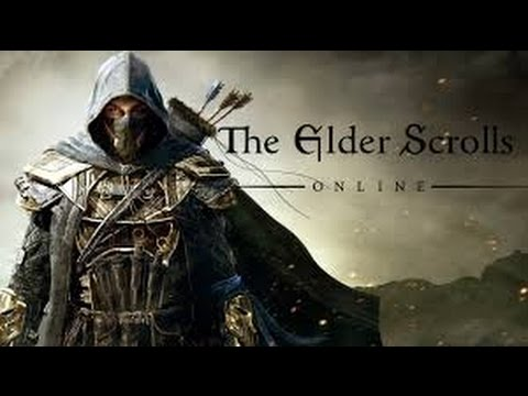 The Elder Scrolls Online: Tamriel Unlimited lets play one:quest
