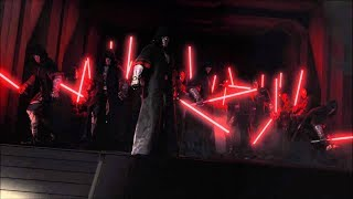All Sith Death Scenes in Star Wars