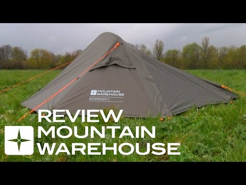 Backpacker 2 Man Tent Review