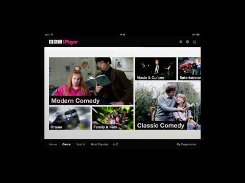 BBC iPlayer til iPad