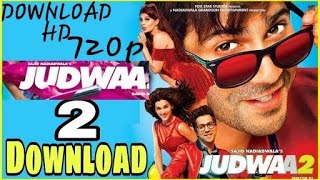 How To Download Judwaa 2 Full Movie In HD 2017 In Hindi  जूडवा 2