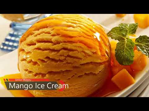 Mango Ice Cream recipe in Hindi | Homemade mango ice cream recipe | Mango Ice Cream recipe in urdu