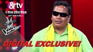 Neelanjana's Dad Shows His Acting Talent   Moments   The Voice India Kids - Season 2