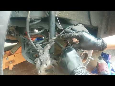 2014 - 2016 Mazda 3 / 6 Rear Brake Pad Replacement