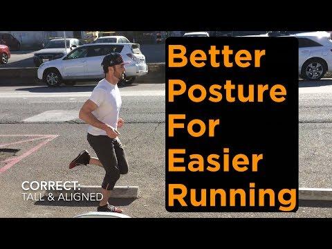 Proper Running Form | Better Posture