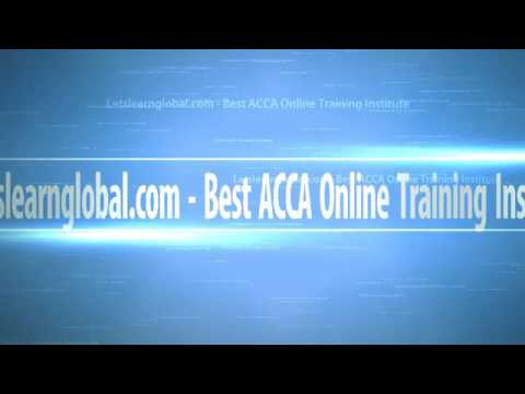 ACCA OnlinACCA Training Classes, ACCA Training Institutes Hyderabad, ACCA Coaching Hyderabad
