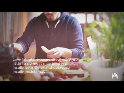 Study on Type 2 Diabetes and Vegan Diets | Kaiser Permanente