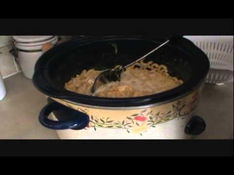 How to Make Creamy Crock Pot Mac & Cheese!!!