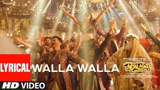 Pagalpanti: Walla Walla Lyrical | Anil K, John, Ileana , Kriti , Pulkit , Arshad , Urvashi , Saurabh
