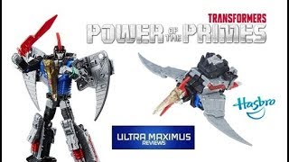 Swoop Transformers Power of the Primes