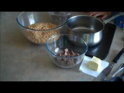 TheRandomRs-Mars Bar Rice Crispy Cakes.wmv