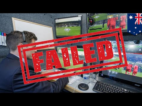 VAR technology fails in major final ahead of World Cup - TomoNews