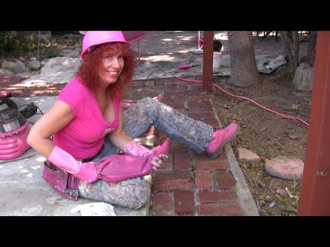 How to repair mortar joints  Old Bricks and Mortar and the Big Load