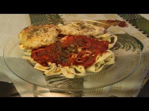 Best Italian Veal Parmesan Recipe
