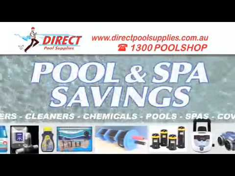Direct Pool Supplies TV Commercial