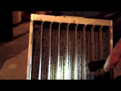 Checking, Changing and Cleaning Your Furnace Air Filter