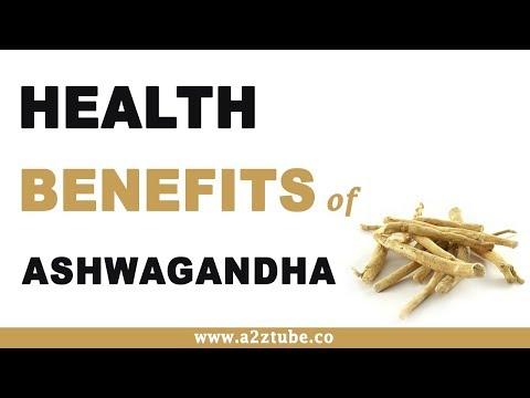 Health Benefits of Indian Ginseng or Ashwagandha
