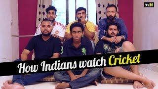 BYN : How Indians Watch Cricket