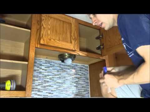Installing cabinet doors