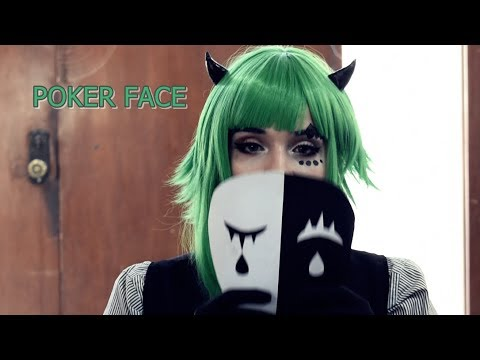 CRT✰ Poker Face ポーカーフェイス [Live Action] Vocaloid Gumi Megpoid