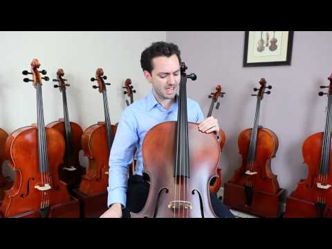 Product Review: Kreisler #130 Student Cello Outfit
