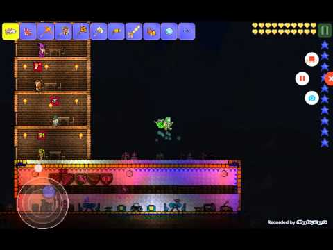 Terraria how to : get the Excalibur