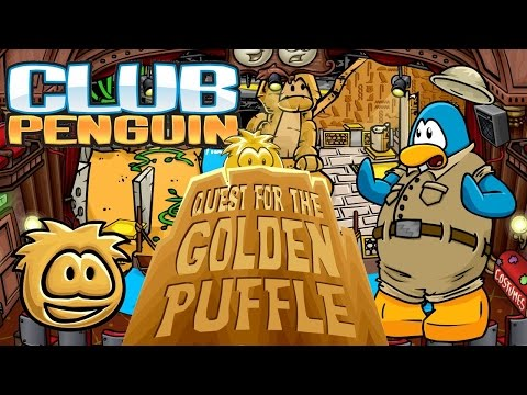 CPR The Quest for the Golden Puffle