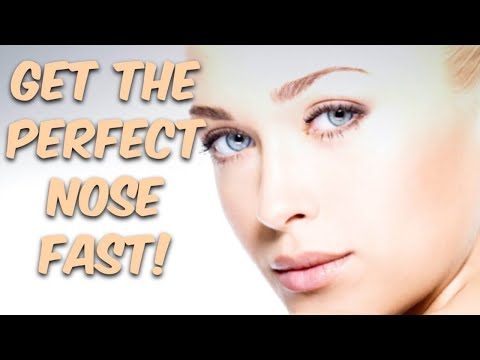 Get A Perfect Nose Fast! Subliminals Frequencies Hypnosis Spell