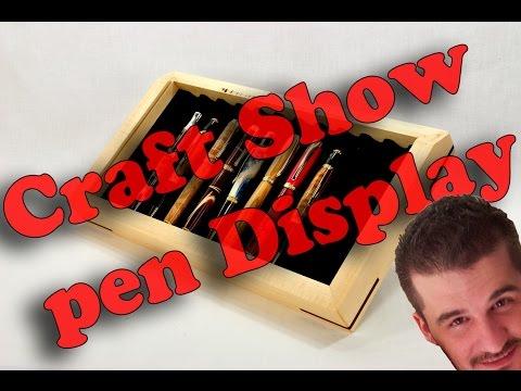 Craft show pen display build