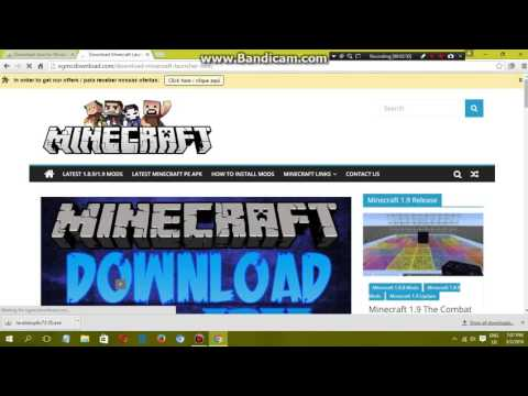 how to download minecraft 1.8.3 for free