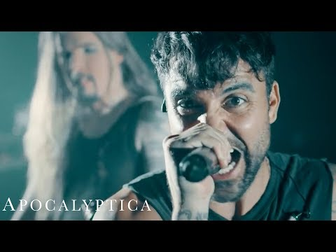Apocalyptica feat. Franky Perez - House of Chains (Kevin Churko Mix) Official Video