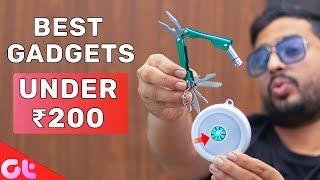 Top 9 NEW & AMAZING Tech Gadgets Under Rs 200, 400 | November 2019 | GT Hindi