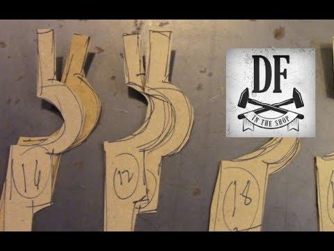 Blacksmithing For Beginners - How To Start Forging Tongs
