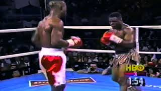 """Terrible"" Terry Norris vs. Meldrick ""TNT"" Taylor"