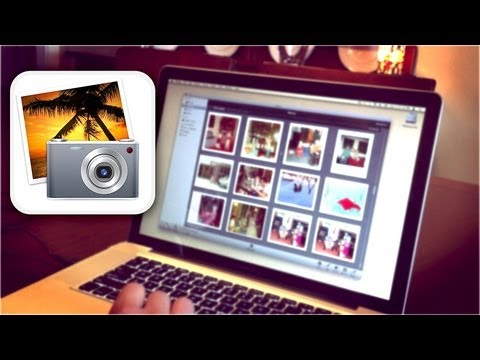 How to Choose Where iPhoto Saves Your Photos On Your Hard Drive