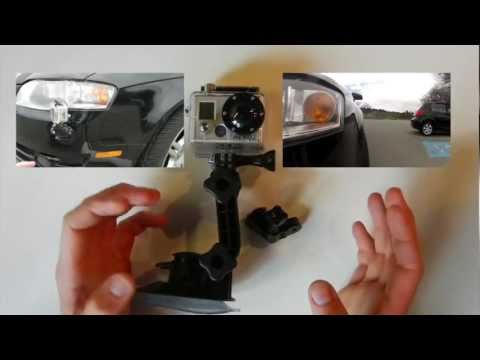 Best Spots to Mount a GoPro on a Car: GoPro Mounting Tips & Tricks