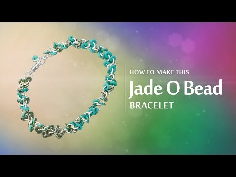 How to make this Jade O Bead Bracelet | Seed Beads Tutorial