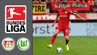 Bayer 04 Leverkusen vs VfL Wolfsburg ᴴᴰ 26.05.2020 - 28.Spieltag - 1. Bundesliga | FIFA 20