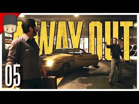 A WAY OUT - Ep.05 : MY FAMILY!