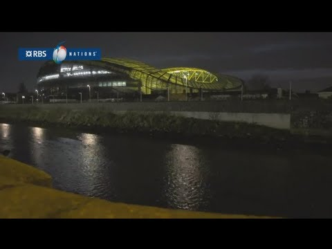 RBS 6 Nations: The Team Behind the Team -- Aviva Stadium