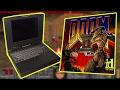 17 Бит тому назад: Ставим DOOM 2 на ноут 486 DX