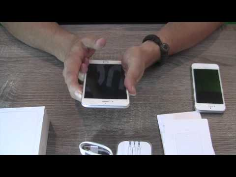 iPhone 6 Plus 128 GB Unboxing - iPhone 6 Plus Review - I Use This App
