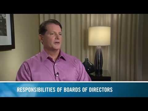 Coloring Inside the Lines of Board Governance