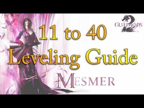 GW2 - Mesmer Leveling Guide pt. 1 (Lvl 11 - 40)