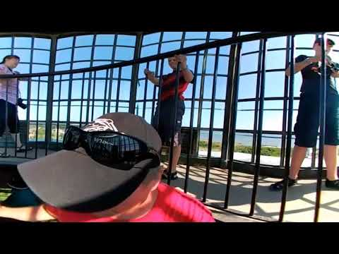 360 Video: a VR Tour of the Cape Henry Lighthouse, VA