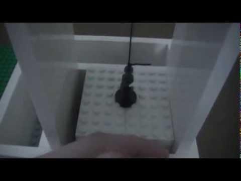 Custom Build- LEGO Elevator