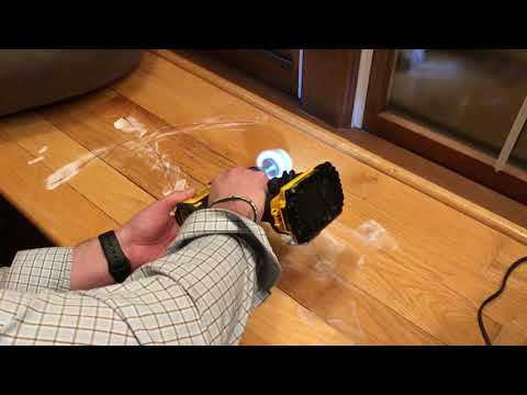 Removing Permanent Marker From Wood Floors