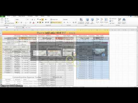 How to Make a Budget in Excel - Part 3